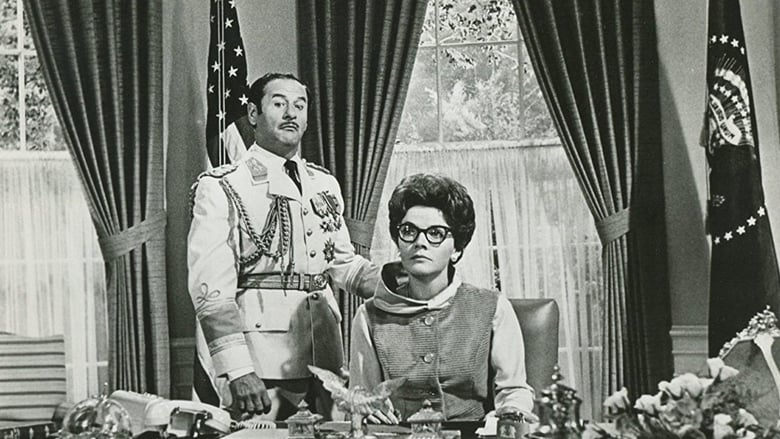 Kisses For My President (1964) — The Movie Database (TMDb)