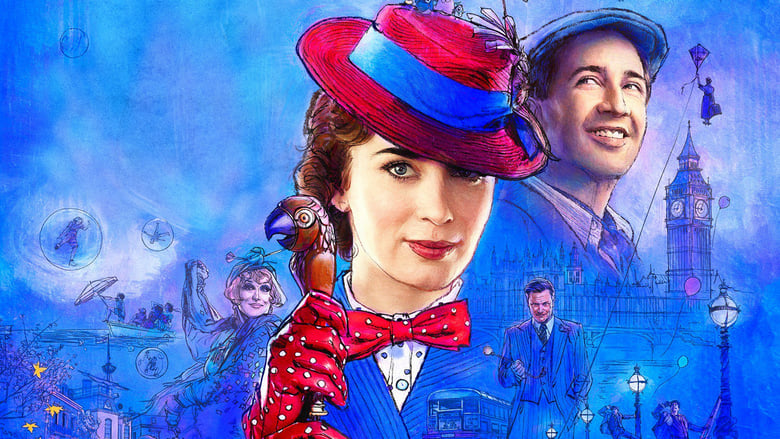 Mary Poppins Returns (2018) Full Movie Watch Online Free Download - Watch Full Movie Free