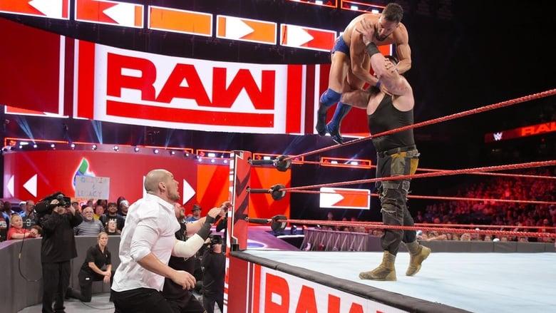 WWE Raw Season 26 Episode 25