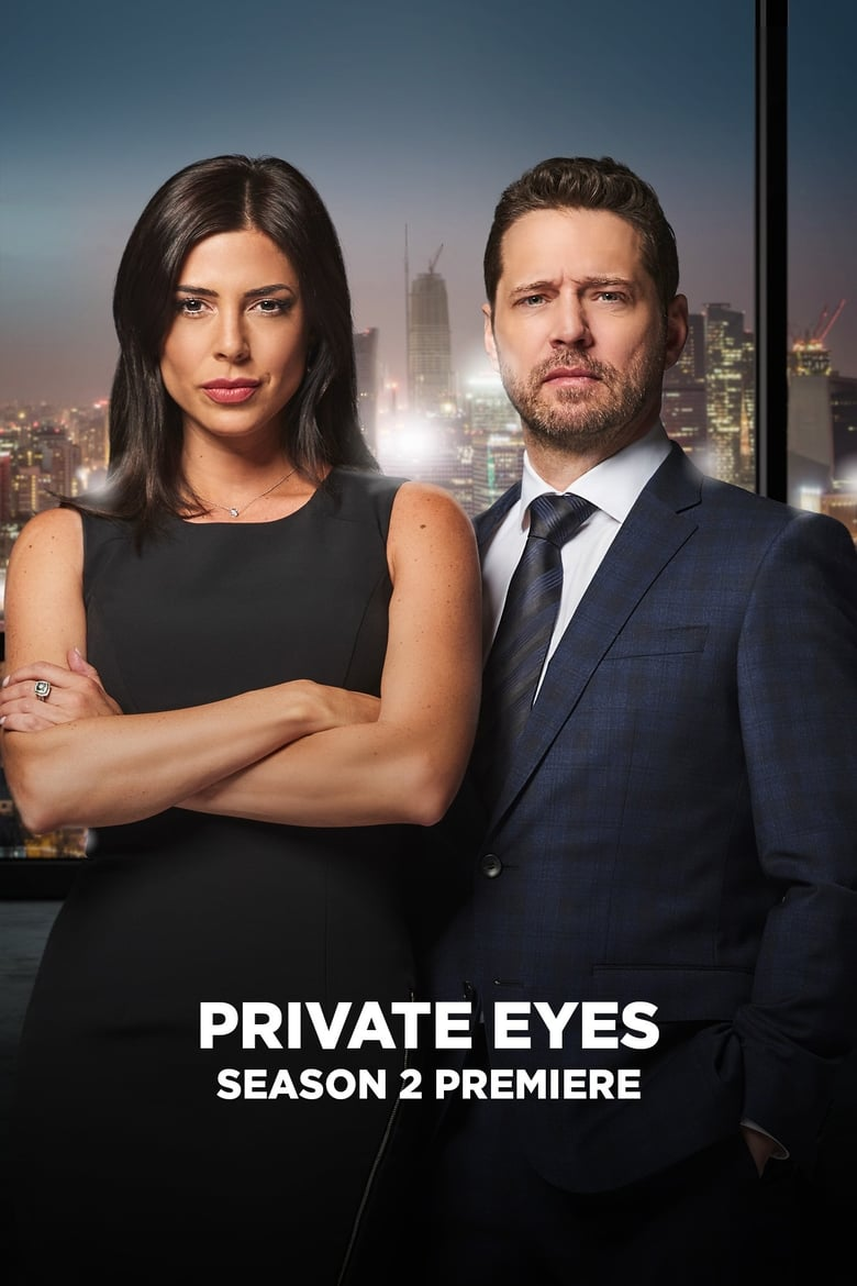 Private Eyes: 2×12