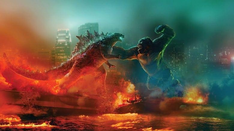 Wallpaper Filme Godzilla vs. Kong