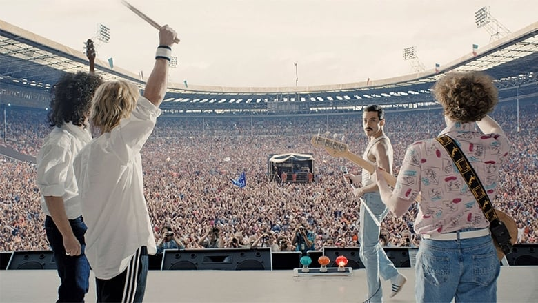 Bohemian Rhapsody: Complete Live Aid Performance