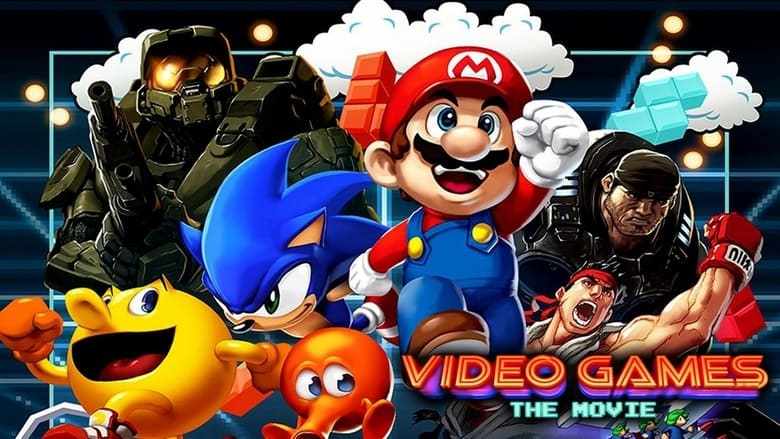 فيلم Video Games: The Movie 2014 مترجم اونلاين