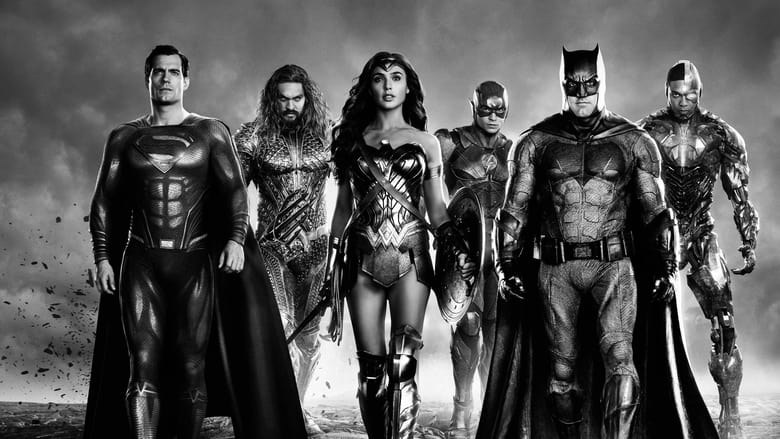 Zack Snyder's Justice League / Лигата на справедливостта на Зак Снайдър