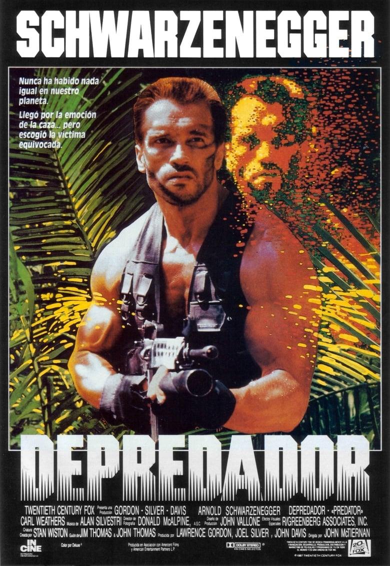 Pelicula Depredador (1987) DvdRip Latino Online imagen