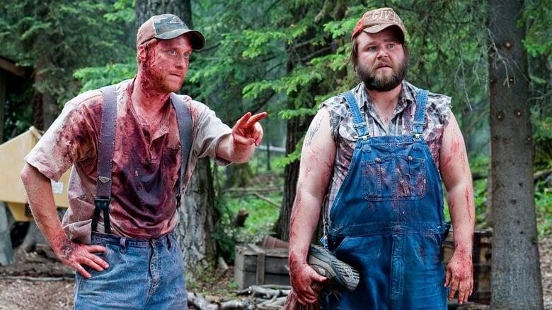 Filmszene aus Tucker and Dale vs. Evil