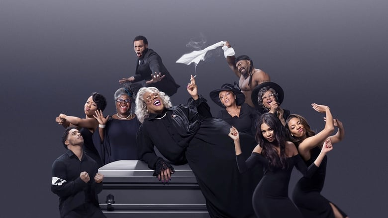 A Madea Family Funeral Backdrop