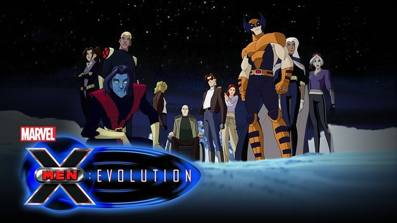 X-Men%3A+Evolution
