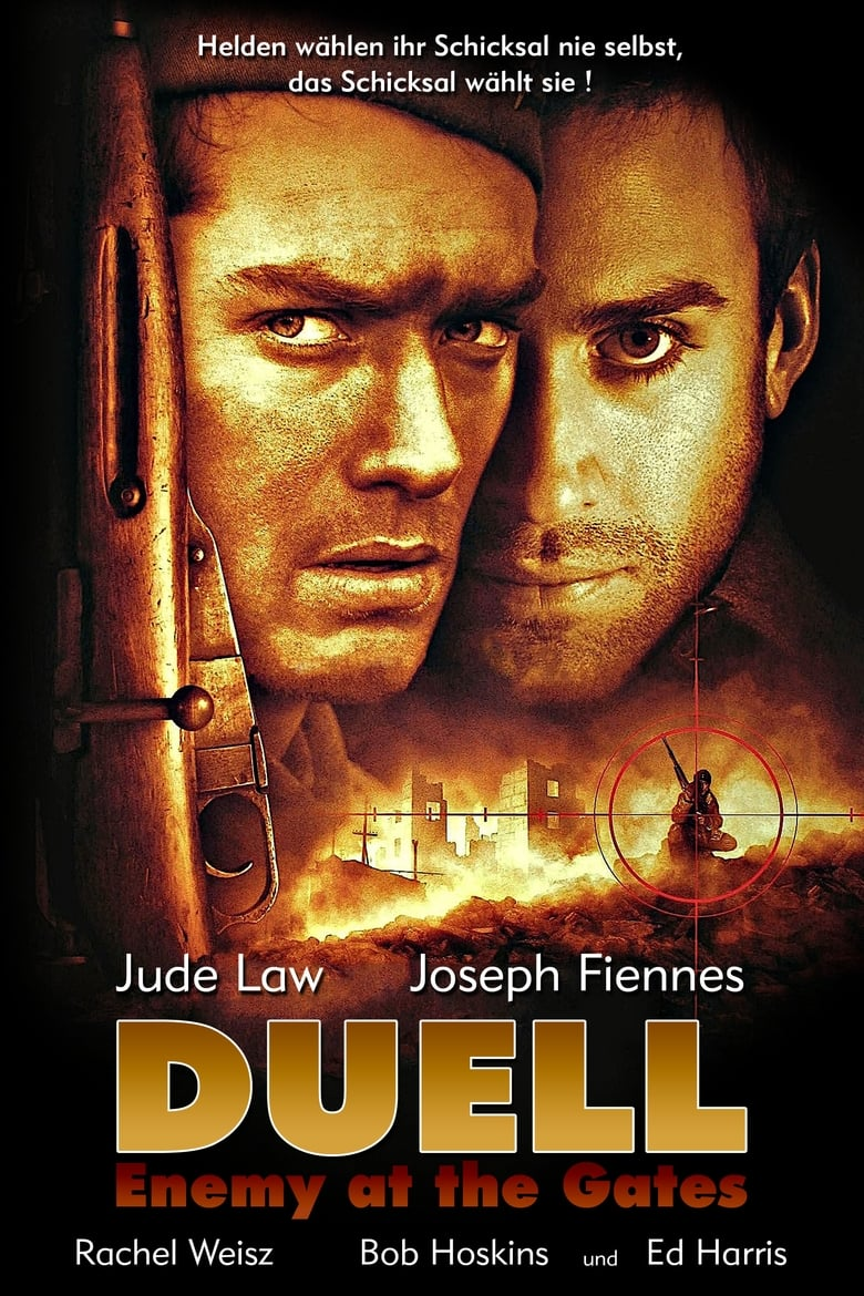 Duell - Enemy at the Gates - Drama / 2001 / ab 0 Jahre