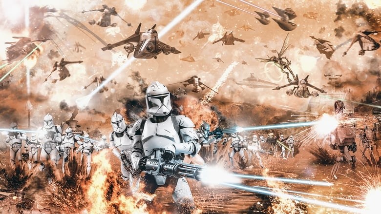 кадр из фильма Звёздные войны: Эпизод 2 - Атака клонов