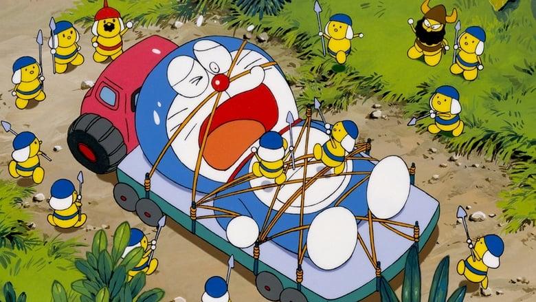 Doraemon%3A+Nobita+to+buriki+no+rabirinsu