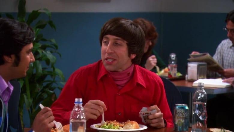 The Big Bang Theory Season 4 Episode 18