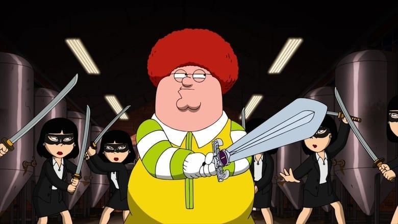 Family Guy Season 16 Episode 5