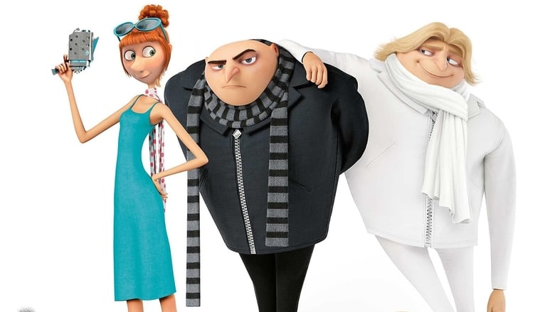 Despicable Me 3 (2017) Full HD Movie In Hindi Watch Online Free