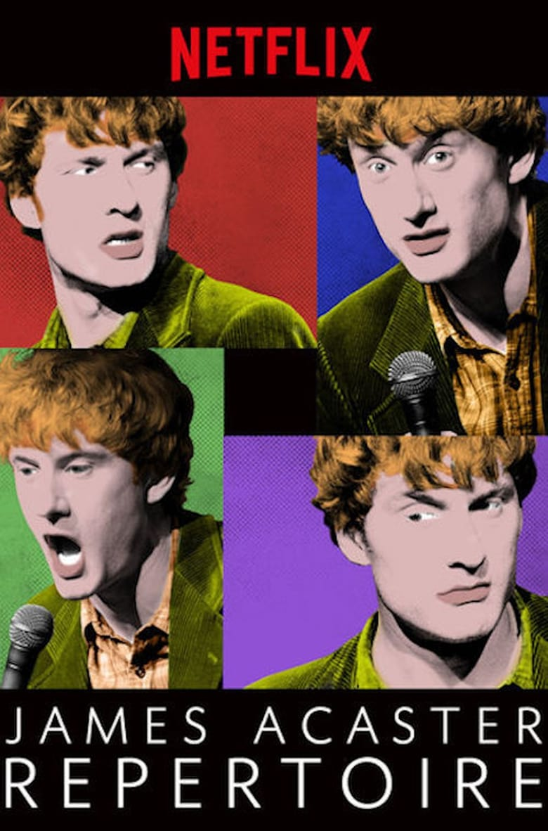 James Acaster: Repertoire (2018) - Gamato