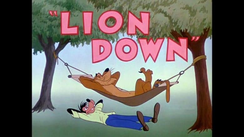 Lion+Down