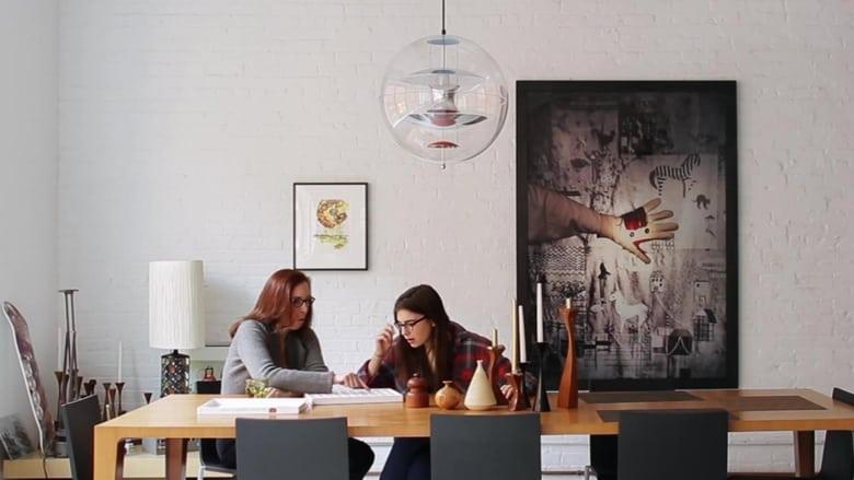فيلم Tiny Furniture 2010 مترجم اونلاين