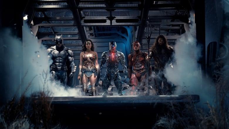 кадр из фильма Лига справедливости
