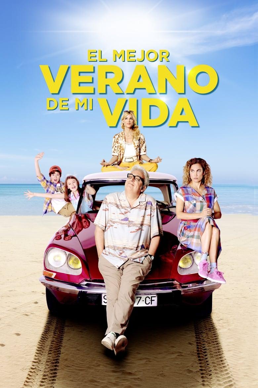 Εξώφυλλο του El mejor verano de mi vida