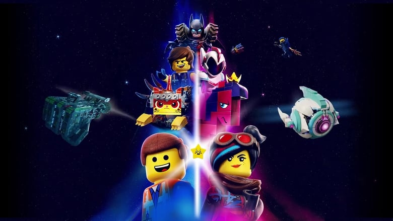 The Lego Movie 2: The Second Part (2019) HD