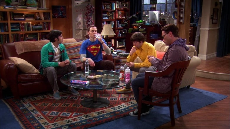 The Big Bang Theory Season 4 Episode 23