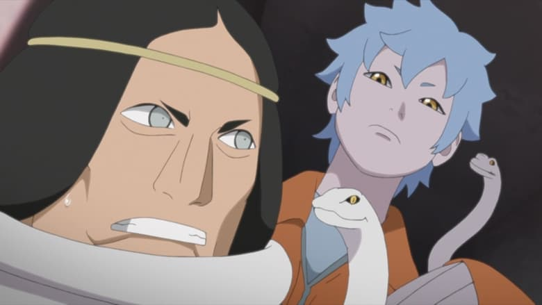 Boruto: Naruto Next Generations: 1×145