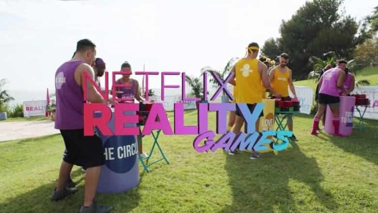 مسلسل Netflix Reality Games 2021 مترجم اونلاين