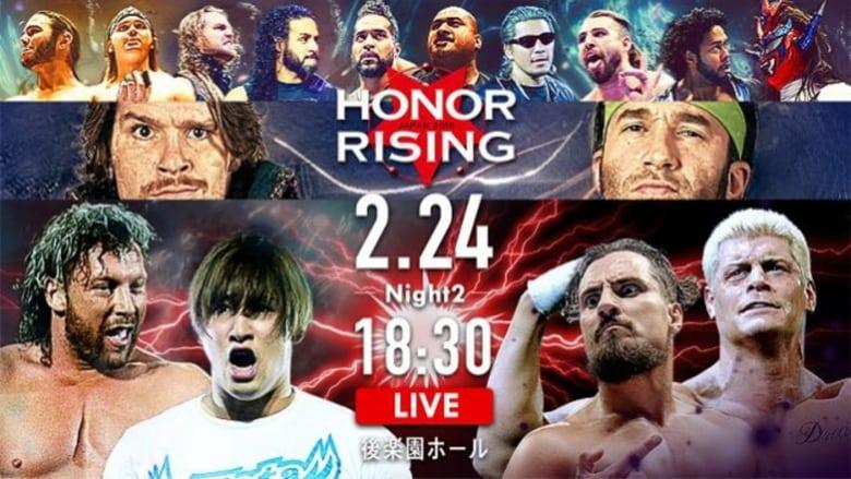 NJPW Honor Rising: Japan 2018 - Day 2
