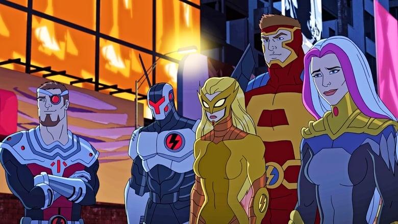 Marvel's Avengers Assemble Season 3 Episode 6   Thunderbolts