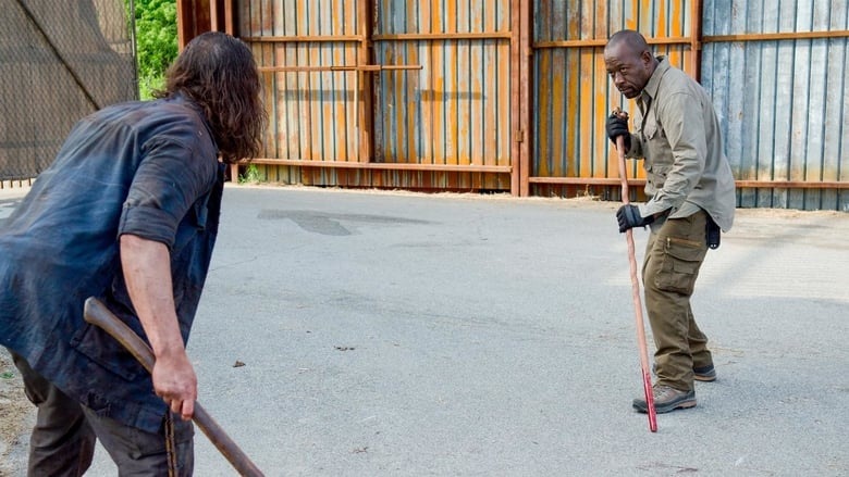 The Walking Dead: 6×2
