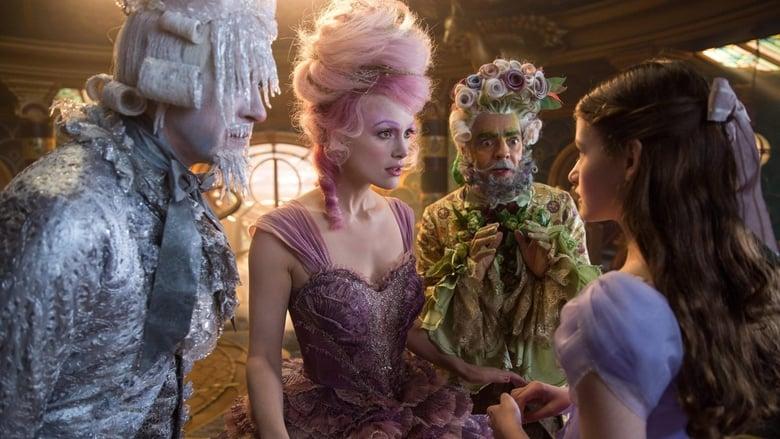 кадр из фильма Щелкунчик и четыре королевства