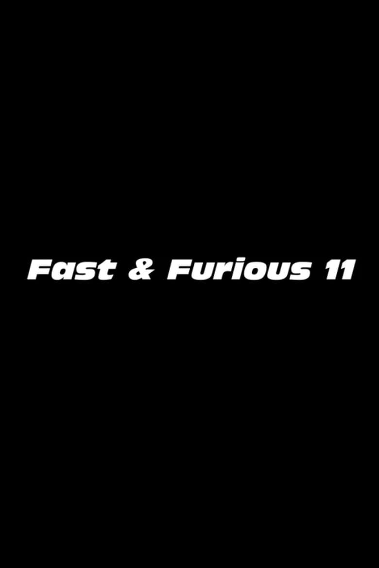 Fast & Furious 11 (1970)