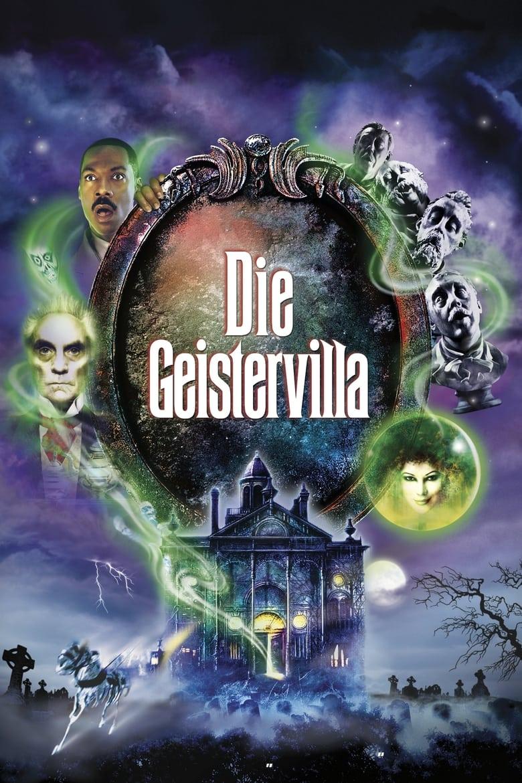 Die Geistervilla - Thriller / 2004 / ab 12 Jahre