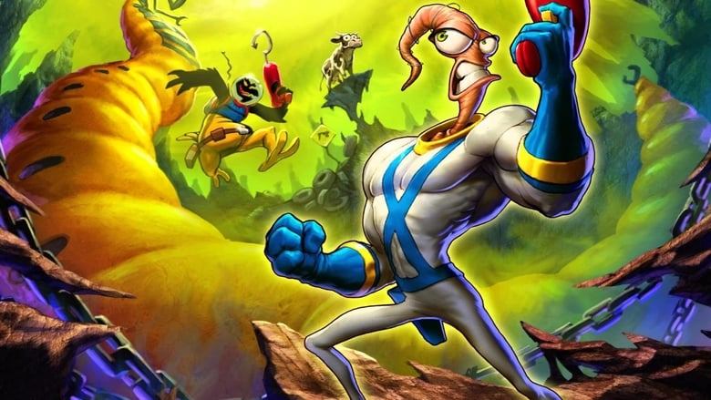 Earthworm+Jim