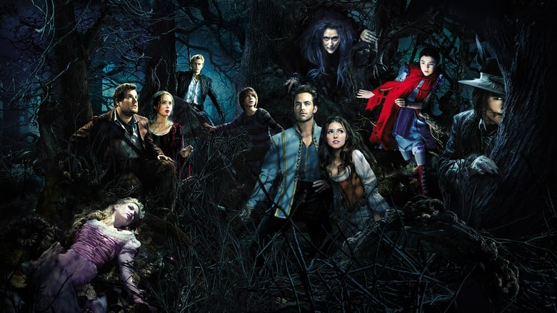 Into the Woods banner backdrop