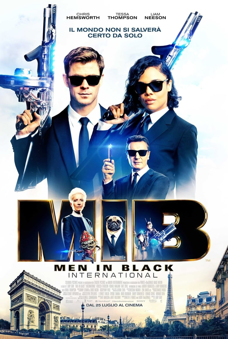 Men in Black: International Altadefinizione [[FILM-2019]] Streaming (CB01-ITA) – Altadefinizione - Steam HD Italiano