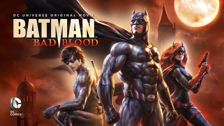 Batman: Bad Blood Legendado Online