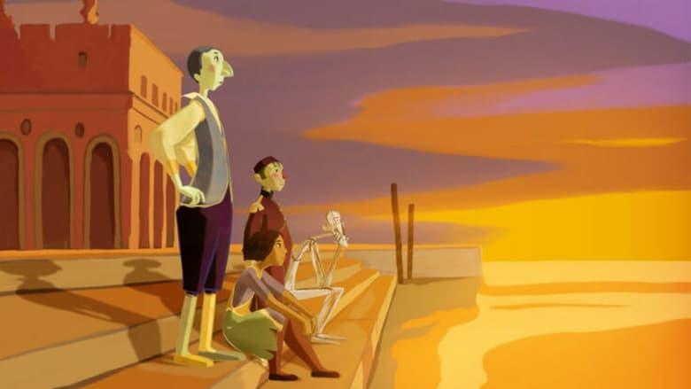 مشاهدة فيلم The Painting 2011 مترجم أون لاين بجودة عالية