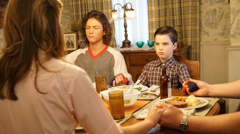 Young Sheldon: 3×2
