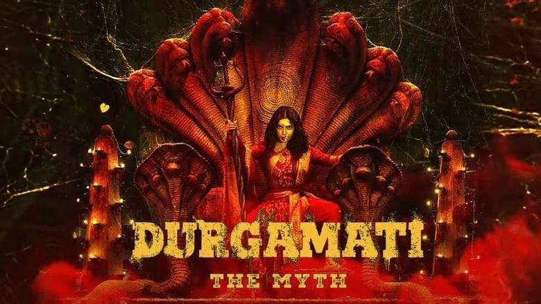 مشاهدة فيلم Durgamati 2020 مترجم أون لاين بجودة عالية