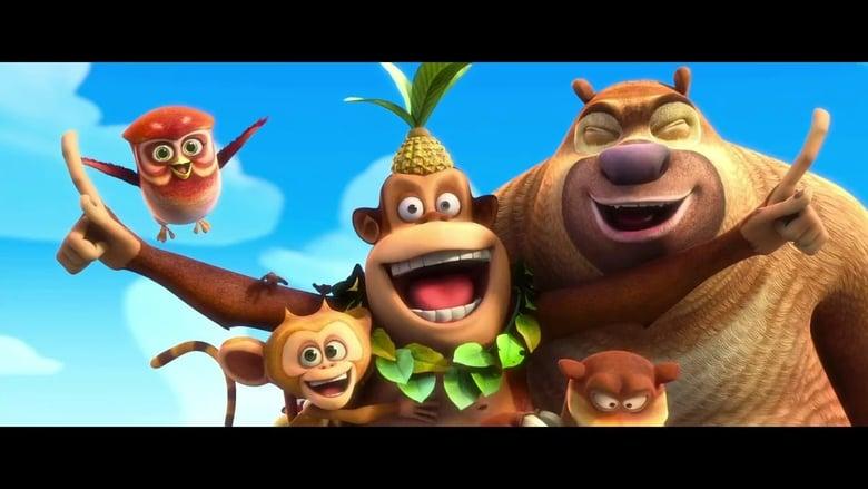 Boonie Bears: El gran secreto (Boonie Bears: The Big Top Secret)