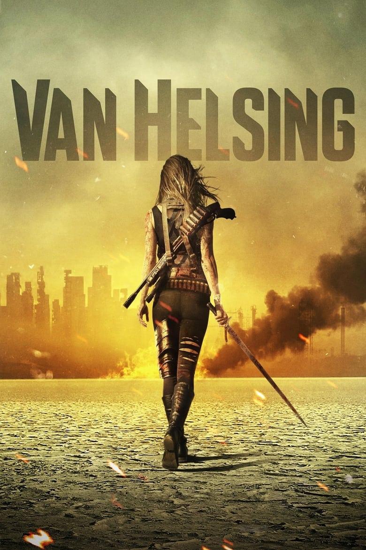 Poster for Serial Van Helsing