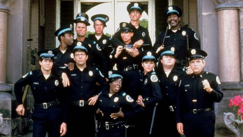 فيلم Police Academy Collection Part One 2021 مترجم اونلاين