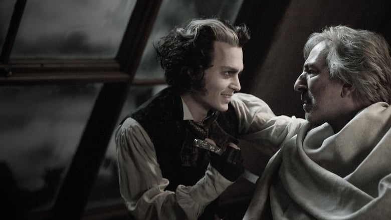 Sweeney Todd Streaming