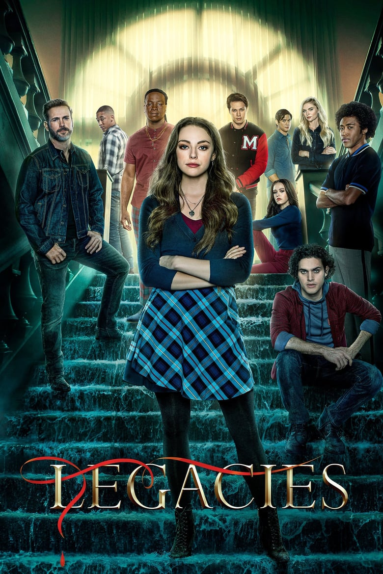 Poster for Serial Legacies