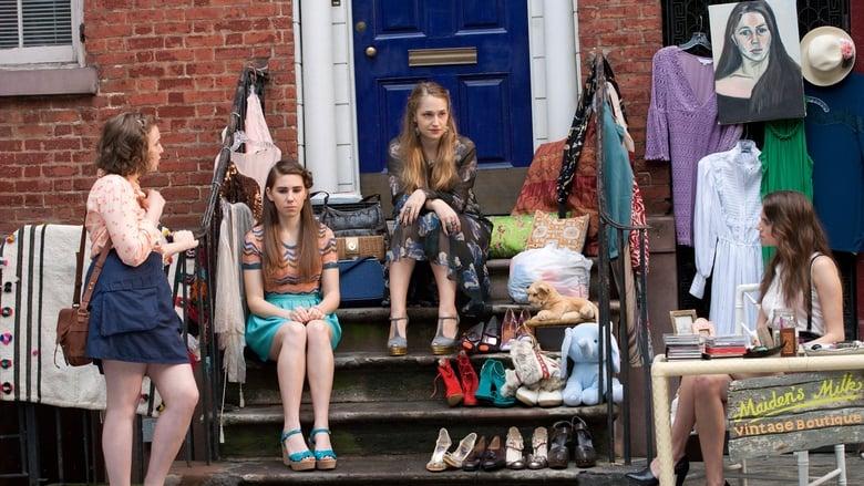 Merginos / Girls (2013) 2 Sezonas