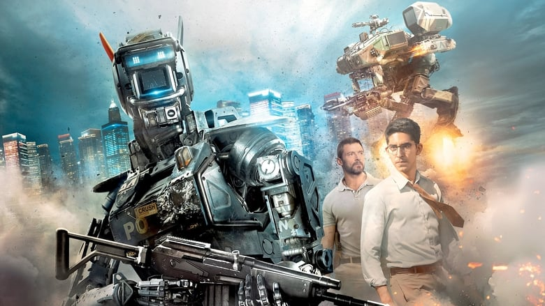 Chappie banner backdrop