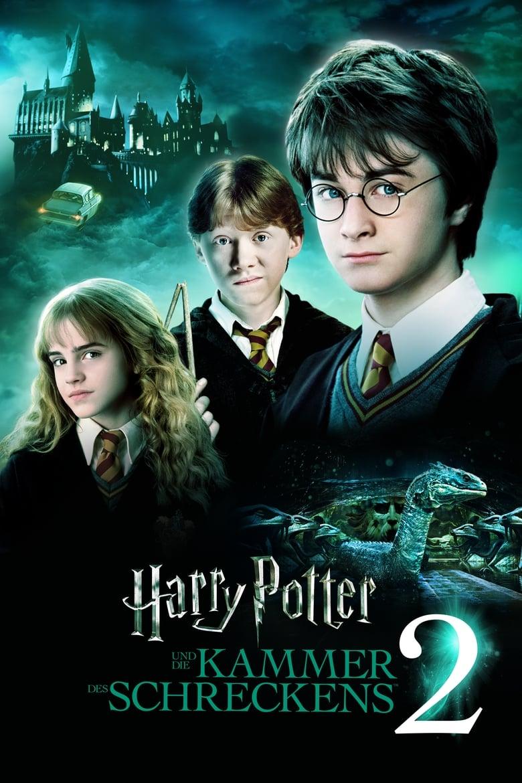 Harry Potter und die Kammer des Schreckens - Abenteuer / 2002 / ab 6 Jahre