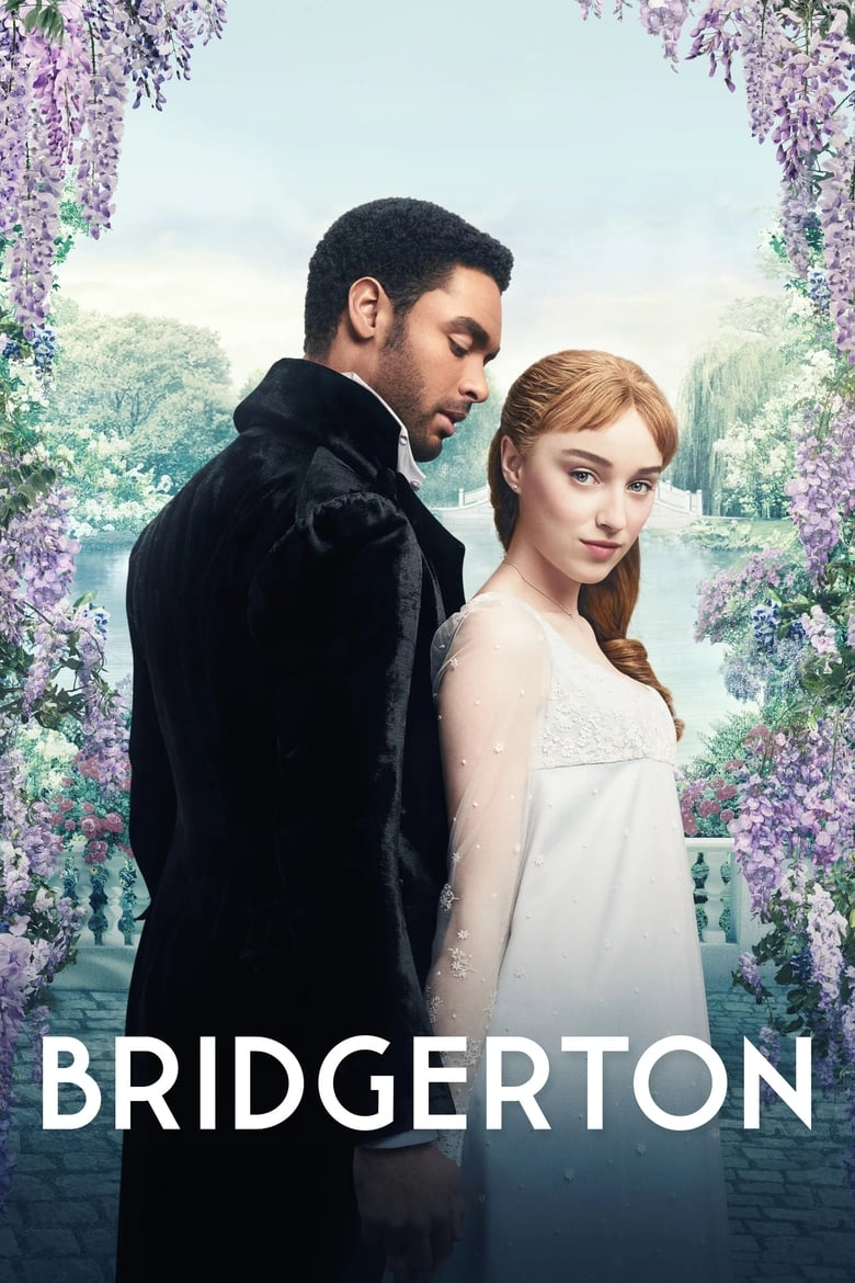 Poster for Serial Bridgerton
