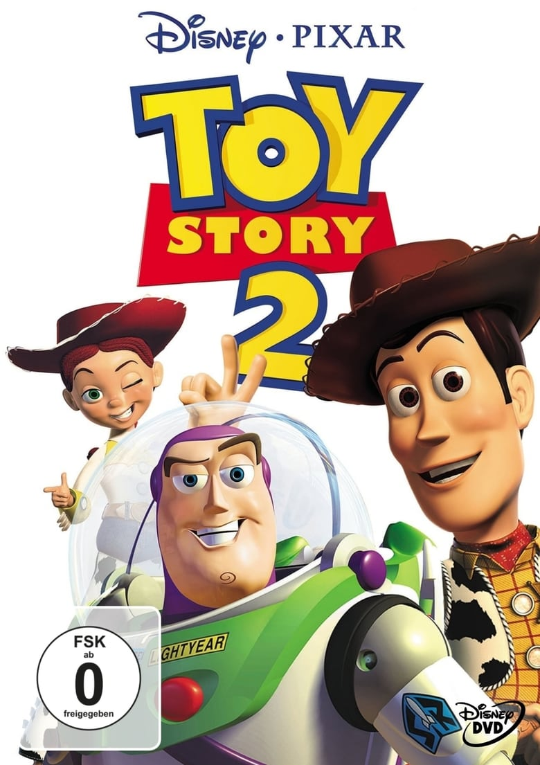 Toy Story 2 - Animation / 2000 / ab 0 Jahre